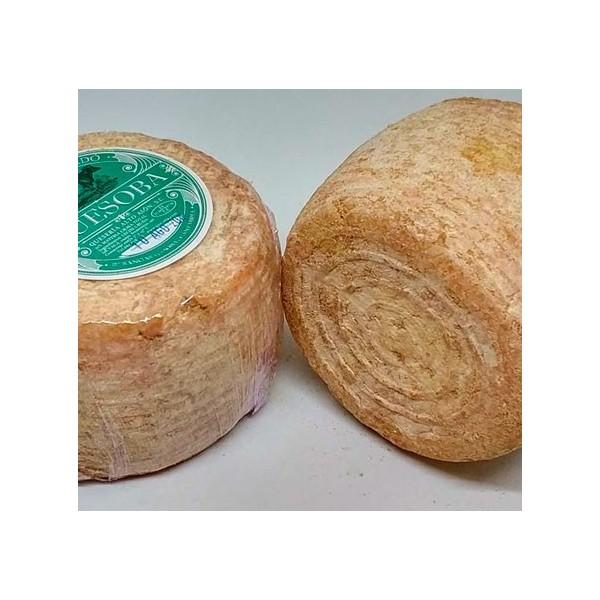 Queso Artesano de Vaca QUESOBA 500 grs