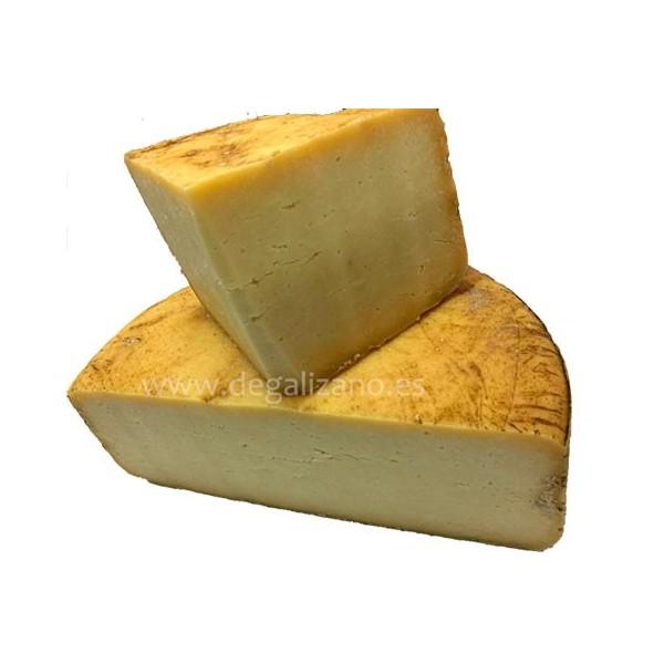 Queso Artesano SUPRA de leche Cudaña 500 grs