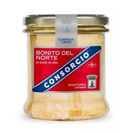 Tarro de Bonito del Norte en Aceite de Oliva Hoya 295 grs