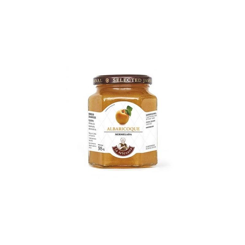 Mermelada de Albaricoque Extra La Artesana 315grs
