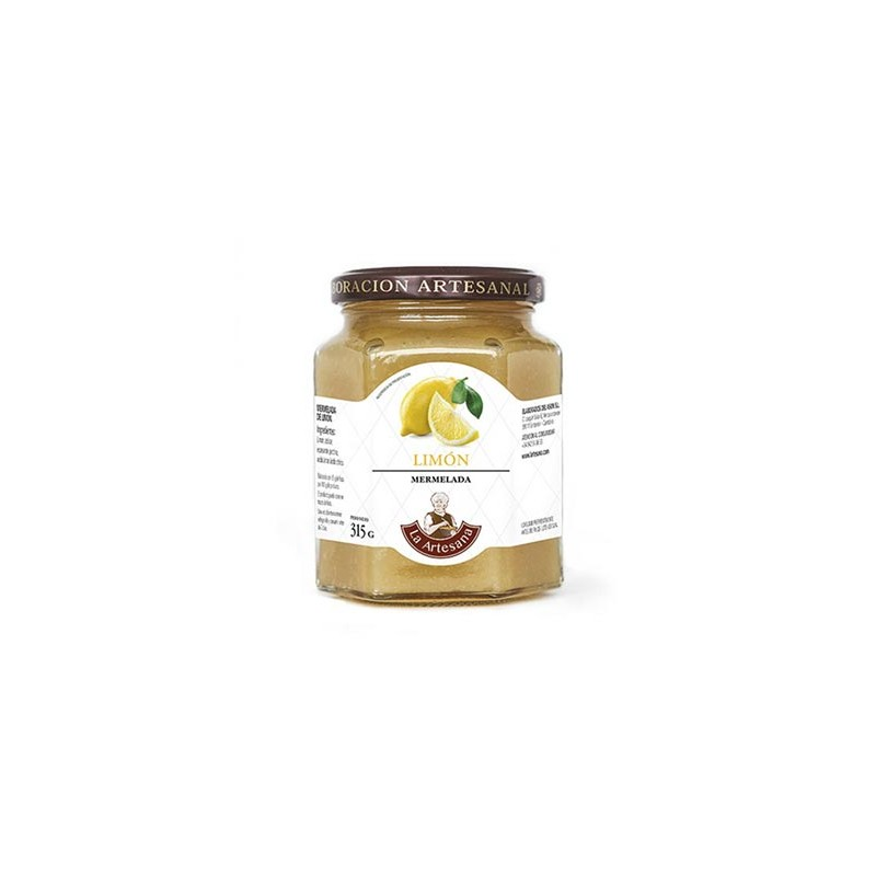 Mermelada de Limón Extra La Artesana 315grs