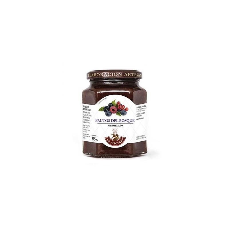 Mermelada de Frutos del Bosque Extra La Artesana 315grs