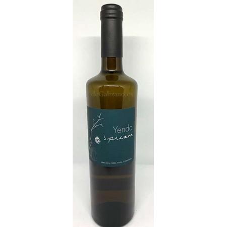 Vino Blanco Yenda Spicata D.O. V.T. Costa de Cantabria
