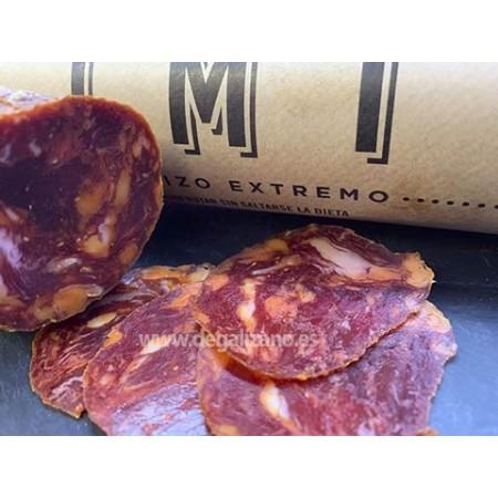 "Chorizo Extremo ""LIMIT"" Ibérico Bellota Alejandro 750grs"