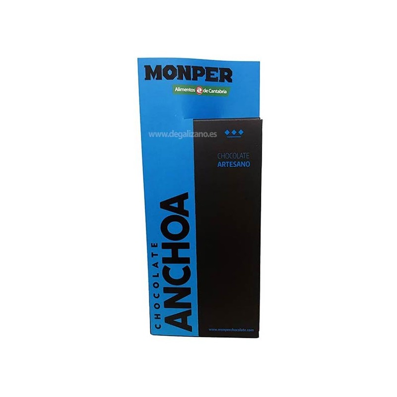 Chocolate Anchoa Monper