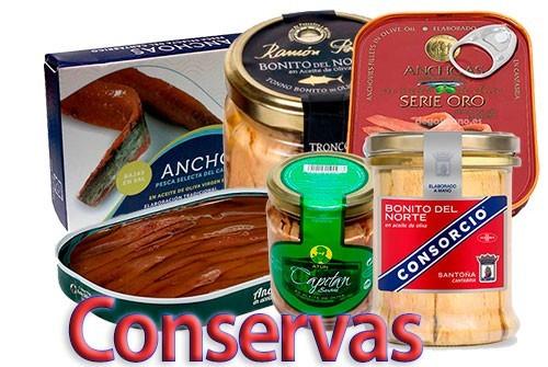 Las Mejores Conservas de Cantabria